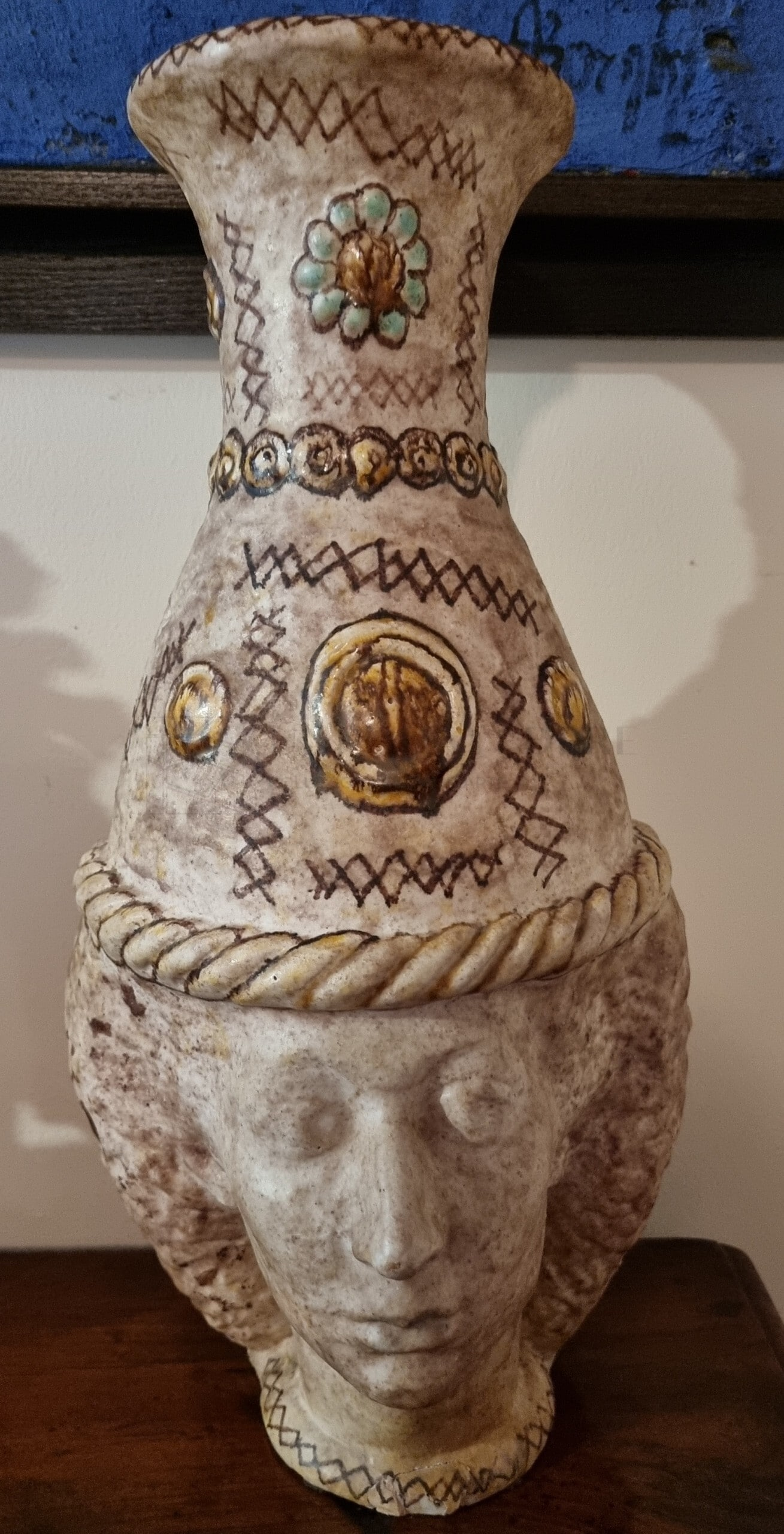 biancini zauli scultura in ceramica