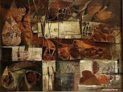 Paesaggio madonna degli orti di spoleto