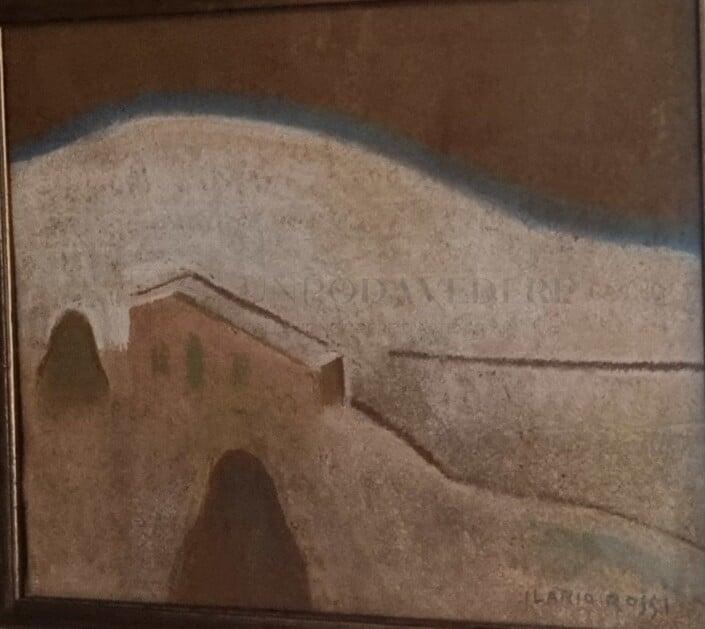 Ilario Rossi Neve in Collina