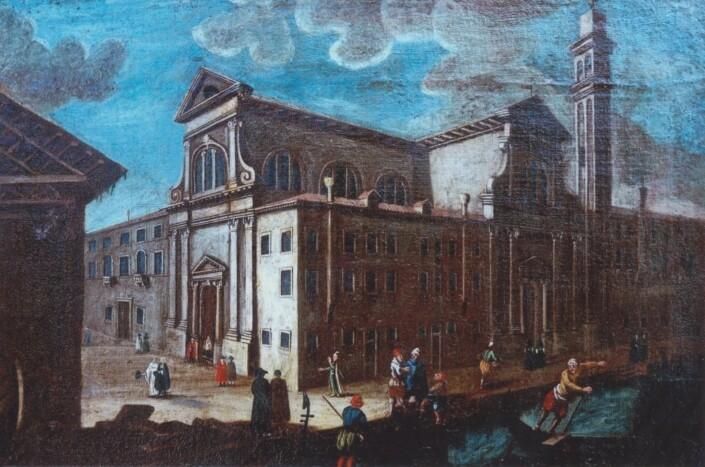 Venezia - Chiesa di S.Trovaso