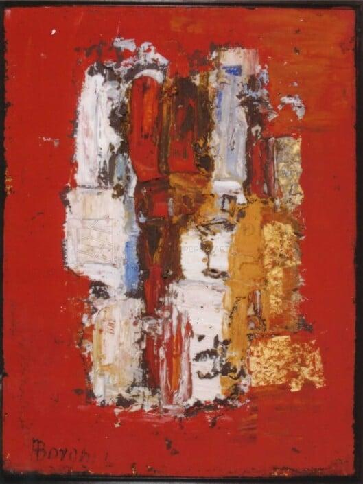 Alfonso Borghi - Les vitreaux