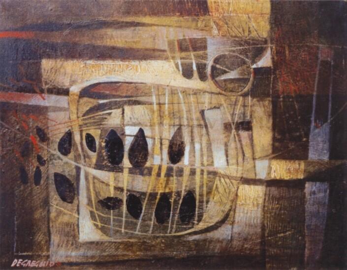 Giuseppe De Gregorio - Trappola per cozze
