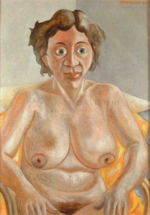 Toni Zarpellon - Nudo